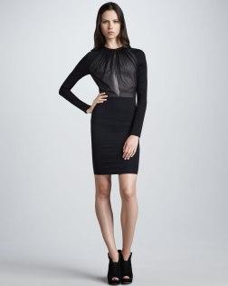 Chiffon-Top Dress