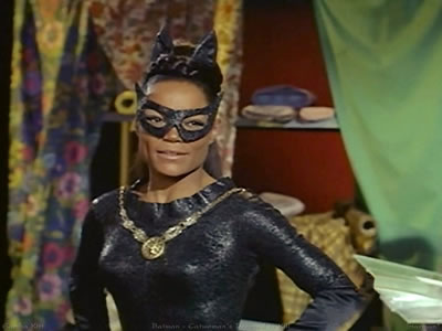 Eartha+Kitt++Catwoman+A