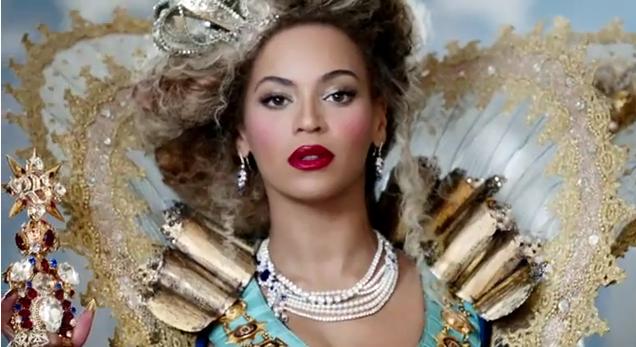 Beyonce Tour Ad Pic