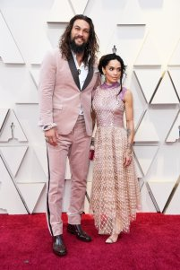 JASON MAMOA AND LISA BONET