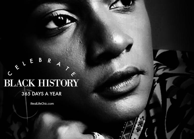 reallifechic.com black history month
