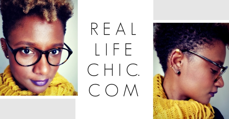 reallifechic.com gold ear cuffs