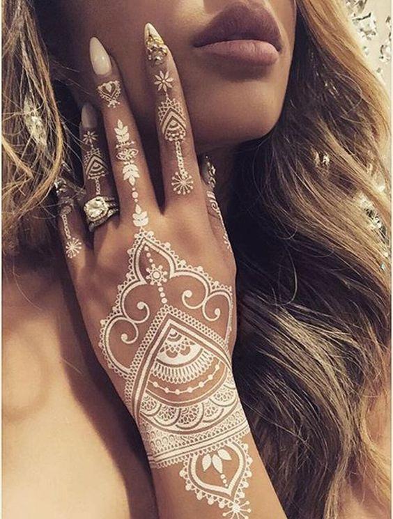 white henna 2