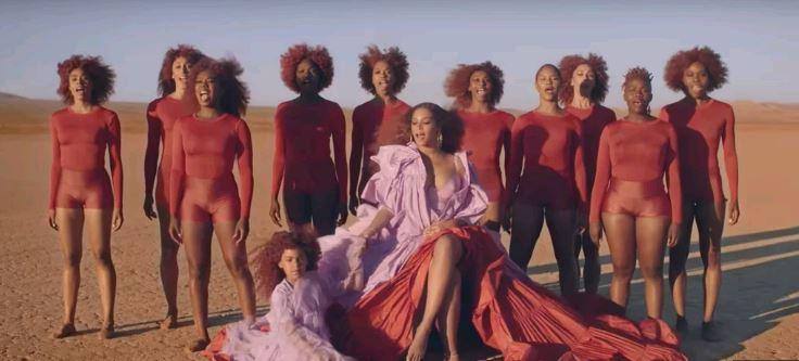Beyonce Spirit 2